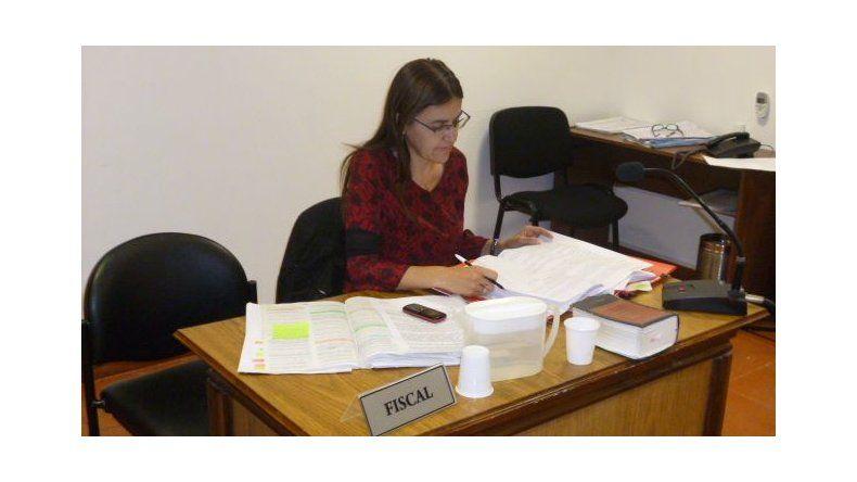 Diana Micaela Altamirano fue imputada en dos causas de robo agravado