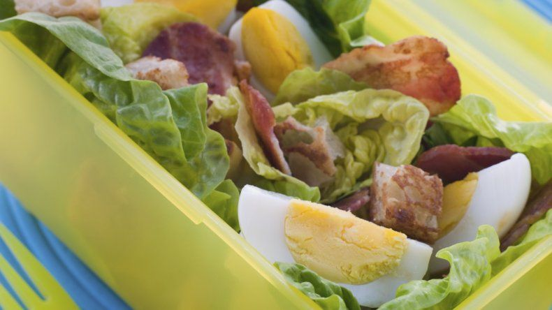 Los seis alimentos que no tenés que guardar en un tupper
