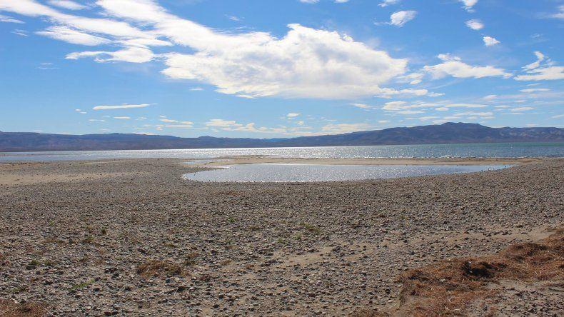 Lago Musters.
