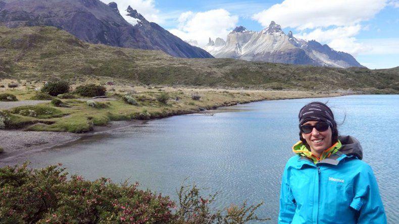Trekking  en Torres  del Paine