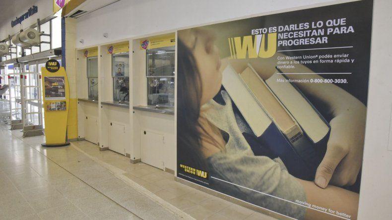Pago Fácil-Western Union inaugura nuevo local