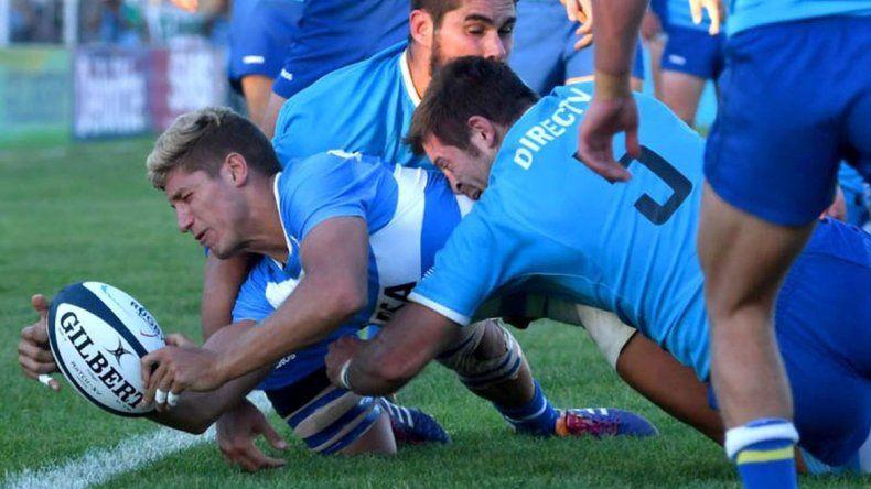 Con Ferronato de arranque Argentina XV venció a Uruguay