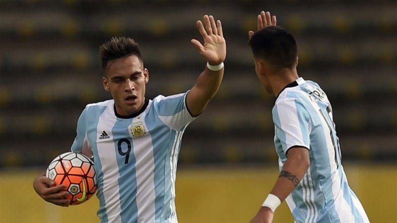 Argentina le ganó a Venezuela y  va al Mundial gracias a Colombia