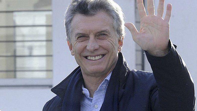 Macri ya vino a Chubut en marzo del año pasado.