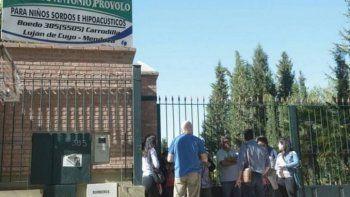 Mendoza: cerraron y le sacaron el subsidio al instituto Próvolo