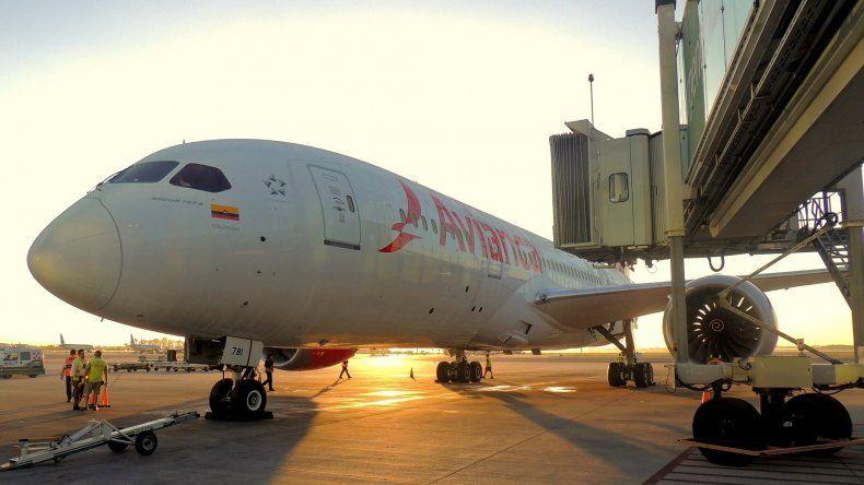 Avianca solicitó operar en Comodoro Rivadavia