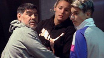 La policía de Madrid investiga una presunta agresión de Maradona a Rocío