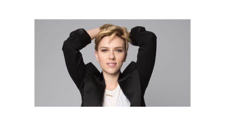 Scarlett Johansson: La monogamia va en contra de mi instinto