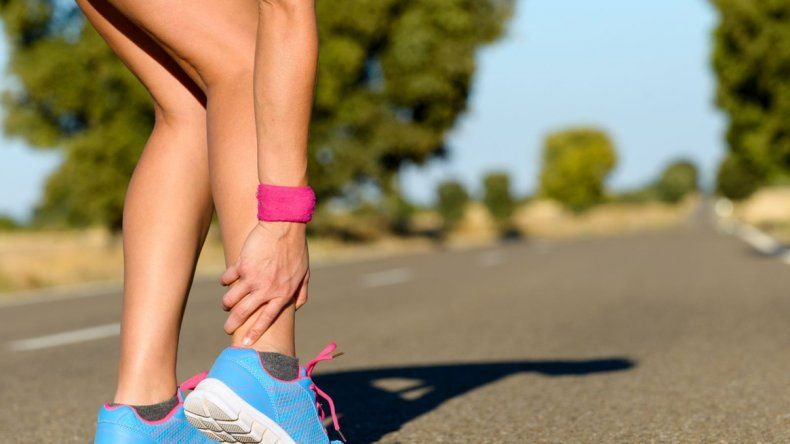 Tobillos inestables: inseguridad al caminar o al hacer deporte