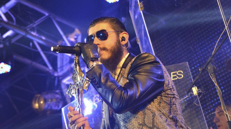 Ulises Bueno se encontraba dando un show en la capital cordobesa
