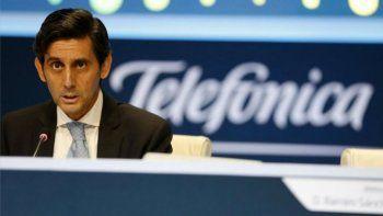 Telefónica confía en llegar a un acuerdo con el Gobierno por el 4G