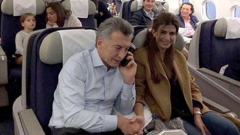 Macri aprovecha el fin de semana largo para descansar en Chapadmalal