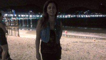 Turista argentina fue baleada en Río de Janeiro