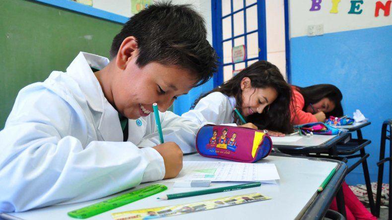 Hoy en forma oficial se iniciará el ciclo lectivo 2017 en Chubut.