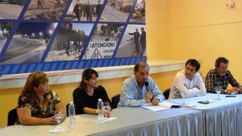 Linares: tenemos previsto realizar obras en todos los barrios de la ciudad