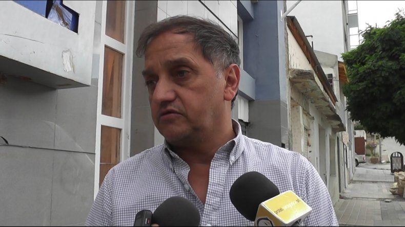 Carlos Linares lamentó que la visita del ministro de Transporte de Nación haya quedado en una reunión secreta y manejada con mucho misterio.