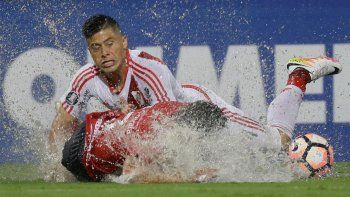 River derrotó a Independiente de Medellín