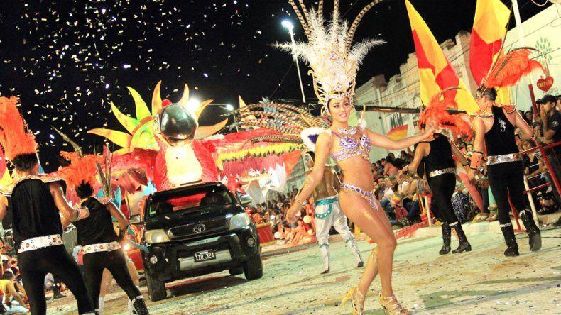Exitosa temporada de los carnavales en Chaco