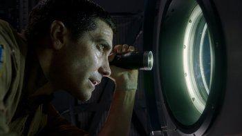 Jake Gyllenhaal es uno de los protagonistas de Life: vida inteligente, película que se estrena el jueves en el Cine Coliseo.