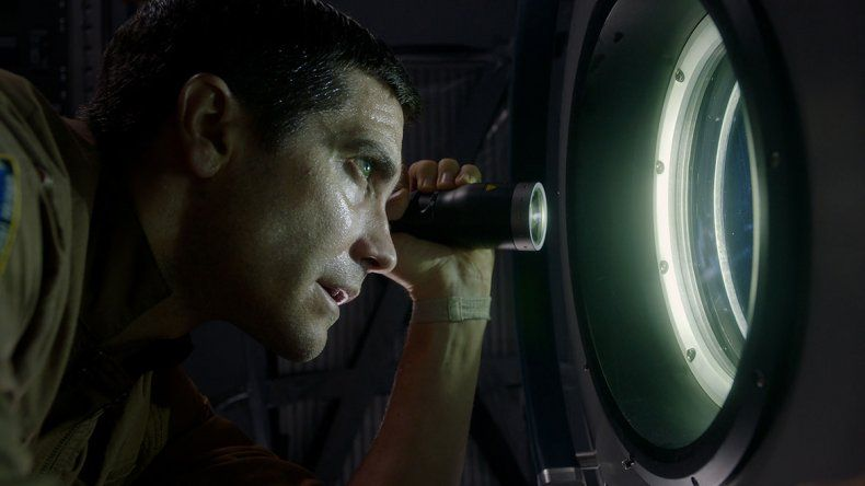 Jake Gyllenhaal es uno de los protagonistas de Life: vida inteligente