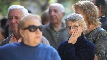 Este martes depositarán los fondos para los jubilados del tercer rango
