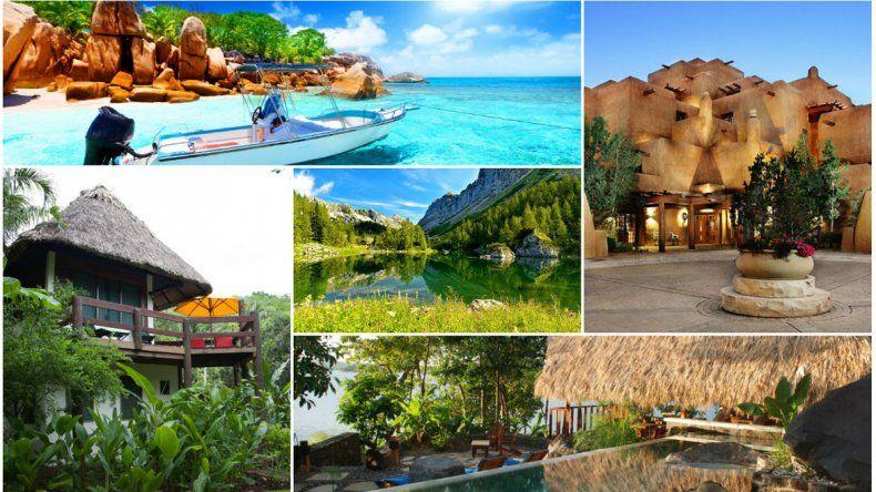 Top 5: los destinos mas ecológicos y sustentables