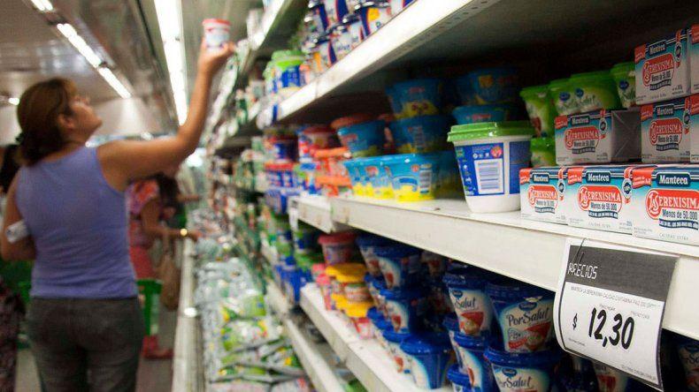 Defensa del Consumidor asegura que no detectó una remarcación abusiva de precios en los supermercados.
