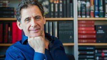 David Lagercrantz escribió el cuarto libro de la saga y también es autor del próximo texto de la serie.