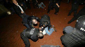 Docentes de todo el país paran mañana en repudio a la represión
