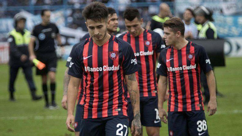 San Lorenzo no encontró la brújula y se vuelve sin nada de Tucumán.