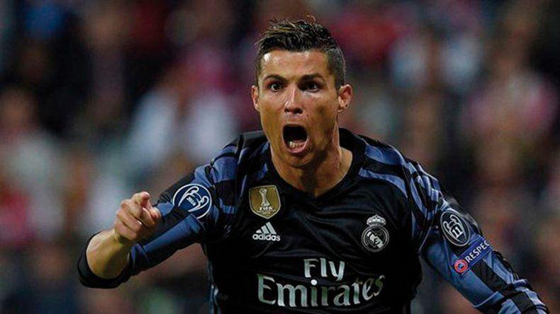 El portugués Cristiano Ronaldo viene de marcarle dos goles al Bayern Munich en el partido de ida jugado en Alemania.