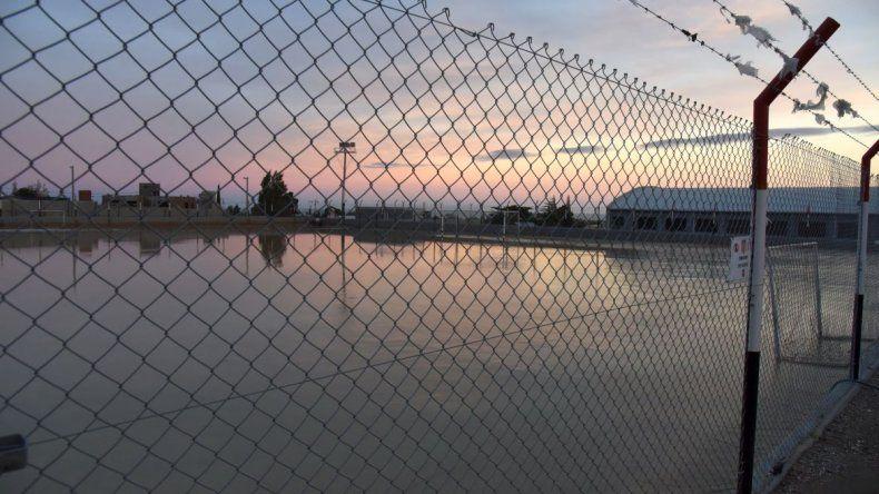 Más de 50 entidades deportivas sufrieron los embates del temporal