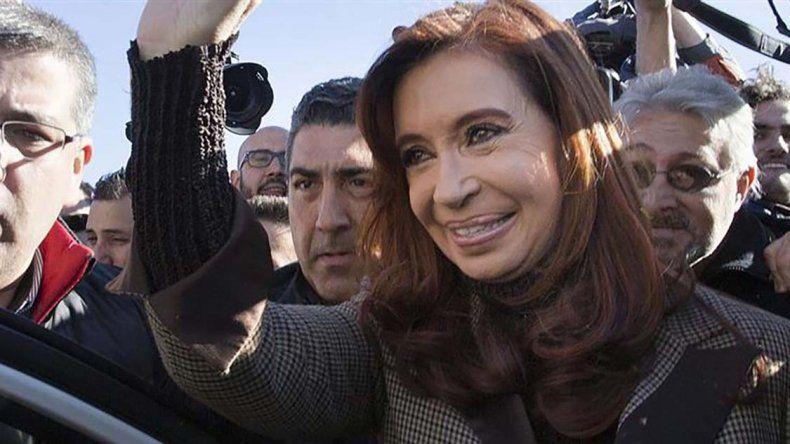 Cristina presentó un escrito ante la justicia.