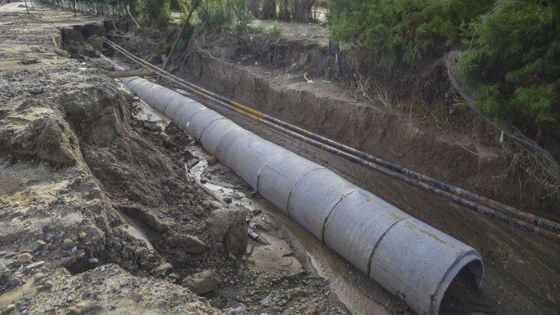 Temen desabastecimiento de agua si no se inician trabajos antes de invierno