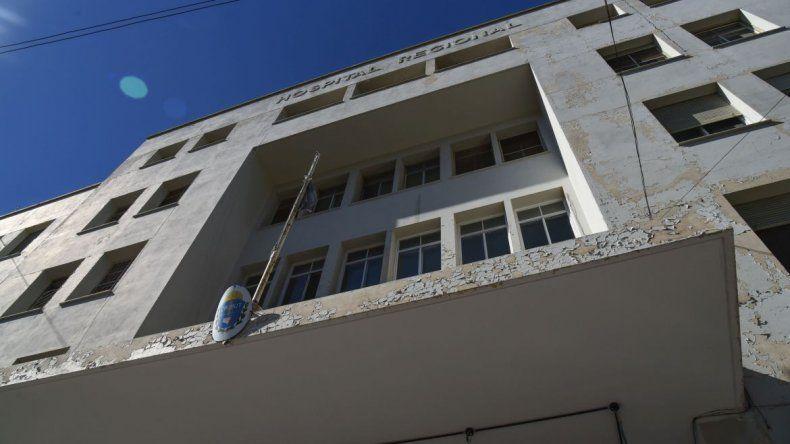 Das Neves presidió licitación para ampliar y refaccionar el Hospital Regional