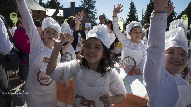 Gran convocatoria tuvieron las actividades previstas para Semana Santa en Bariloche.