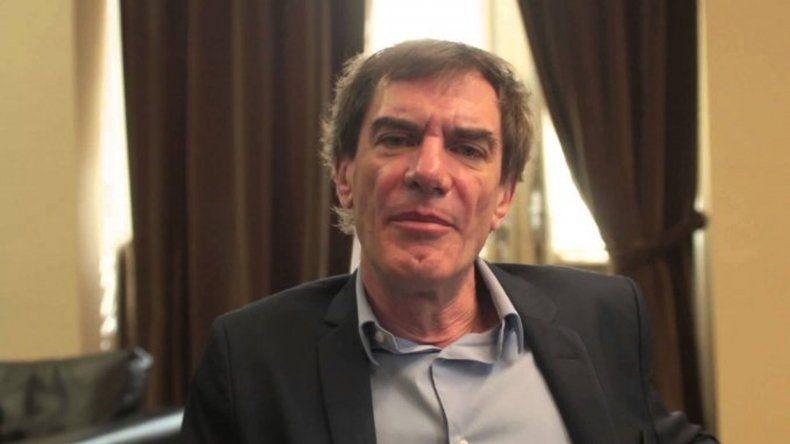 Echaron por segunda vez a Darío Lopérfido, esta vez de su cargo en Alemania