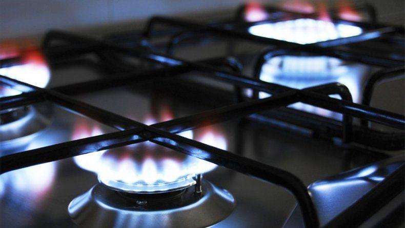 Las facturas de gas se podrán pagar hasta en cuatro cuotas