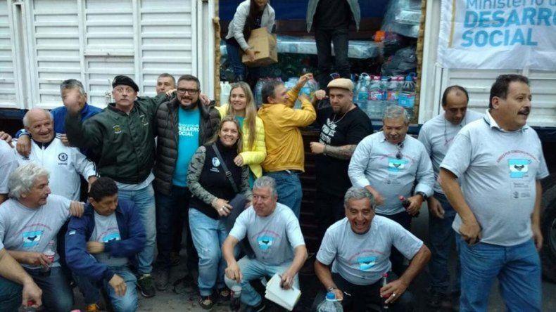 Veteranos de Malvinas desmienten donaciones de Jerárquicos de Córdoba