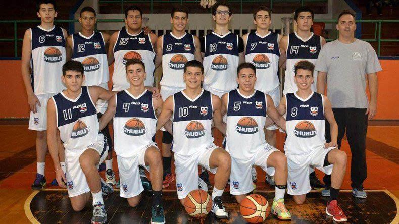 La selección provincial que viene de clasificarse al ganar el torneo Regional jugado en Caleta Olivia.