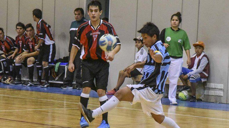 El fútbol de salón oficial regresó con la disputa del torneo Apertura 2017.