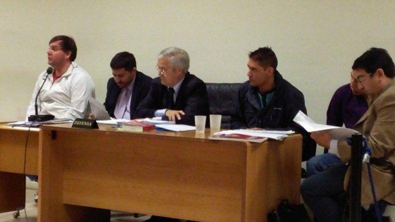 Cosmaro y Tassello decidieron no apartarse del tribunal de debate