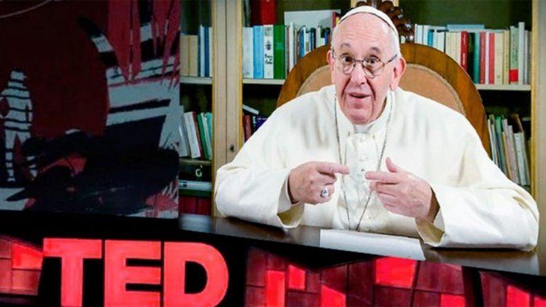 Francisco le pidió humildad a los más poderosos