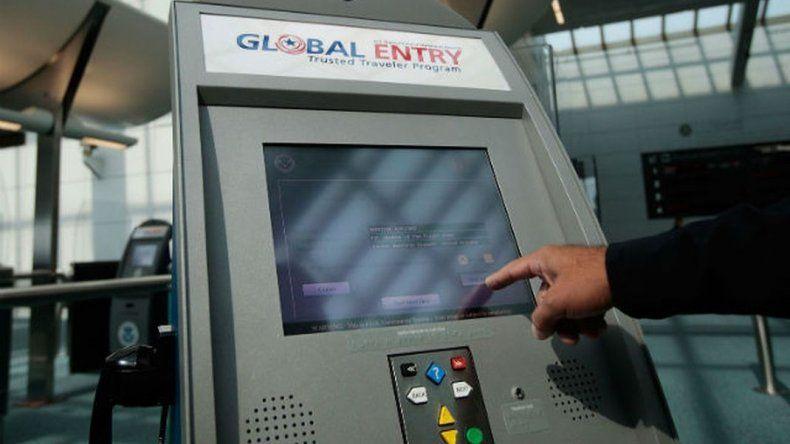 Argentina entrará al programa de pasajeros confiables de EEUU