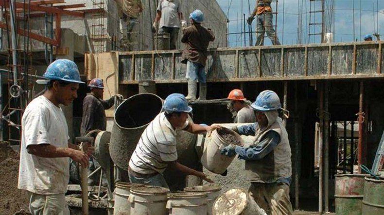 El INDEC informó sobre los datos positivos en el sector construcción.