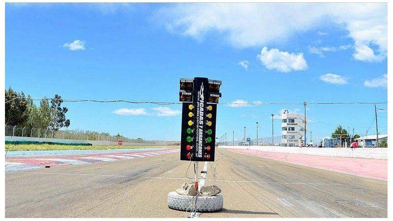 La recta del autódromo recibirá mañana la primera etapa del campeonato de Picadas.