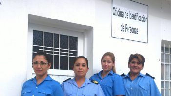 Las identificadoras. Las mujeres que identifican a todos los detenidos en Comodoro Rivadavia.