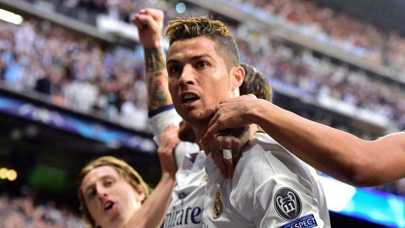 Tres goles de Ronaldo para que el Real Madrid quede a un paso de la final