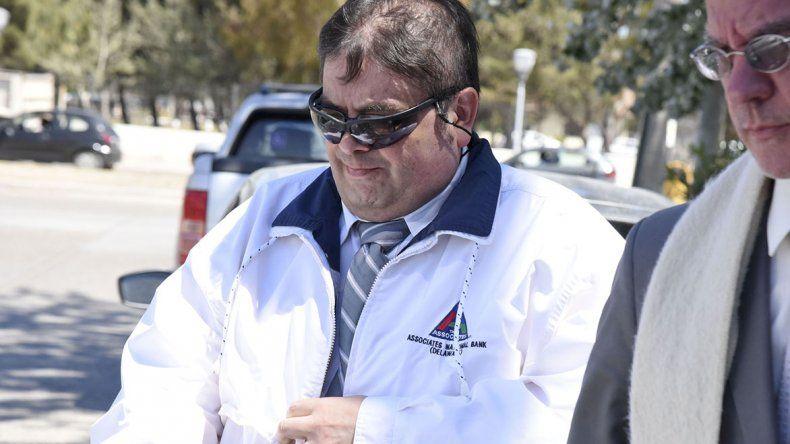 El ex docente Marcelo Navarro