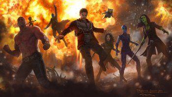 Estreno mundial de Guardianes de la Galaxia Vol. 2